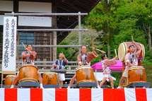 Honmonji_taikofes05