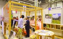 富士地域の住宅メーカーによる展示