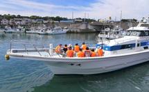 漁船の体験乗船