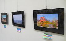 鉄道写真展