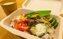 Cafe&deli moguの野菜たっぷりごはん