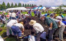 畜産堆肥の無料配布
