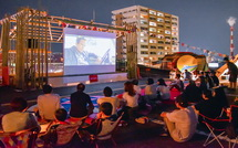 Fuji映画館復活プロジェクトによる映画上映