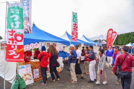 人気を集めた富士市のご当地グルメ