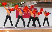 チアーズファクトリーのダンス