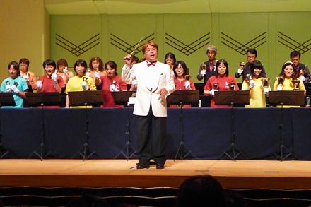 フィナーレは出演者全員で演奏
