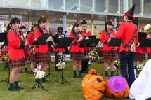 富士見高校吹奏楽部のハロウィンコンサート