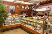吉原商店街の老舗菓子屋さん「南岳堂」とコラボ