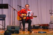 富士市長による「青春大賞応援メッセージソング」