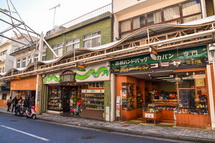 熱海銀座の味のある商店・飲食店