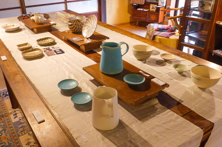 オープン記念の「富士宮在住の作家たち展」開催