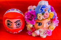 富士市制50周年を記念した作品