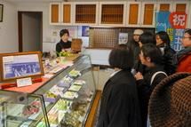和洋菓子はせがわ 店内風景