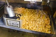 中山豆店 自家製甘納豆