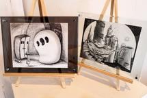 「RYUの妖怪展」展示作品
