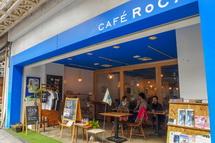 展示会場の一つ「CAFE RoCA」