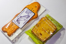 長崎屋洋菓子店によるにじますスイーツ