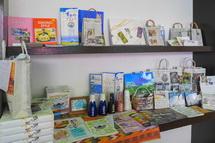 裾野の観光パンフレットなどの配布・展示