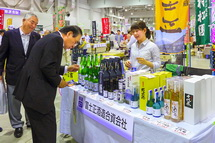 厳選食財コーナー(地酒)