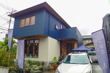 第一建設のモデルハウス「HIBIKI」