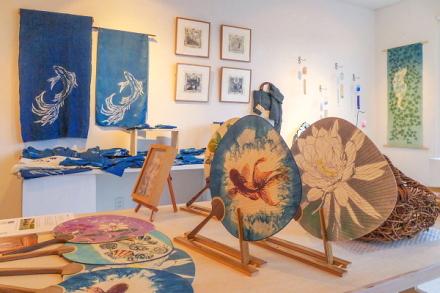 「日本の夏とこものたち展」開催のRYU GALLERY