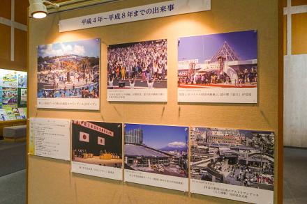 富士市の主要な出来事を写真で紹介