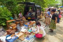 小道具・雑貨の出店