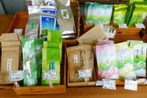 お茶製品の販売