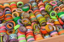カラフルで可愛らしい多彩な種類のmtを販売