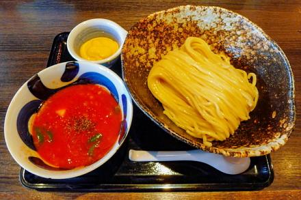 三ツ矢堂製麺の富士つけナポリタン