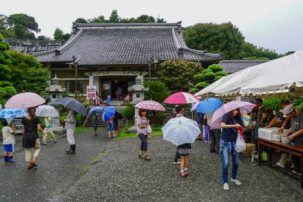 DOUJIまつり開催の慈林寺