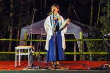 特別出演「Utaka」のライブ