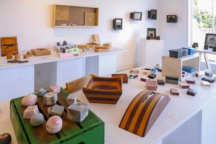 「BOX 箱 はこ展」開催のRYU GALLERY