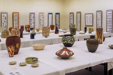 富士市総合文化祭 後期作品展示