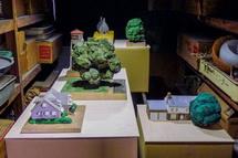 イケダビル内の展示作品