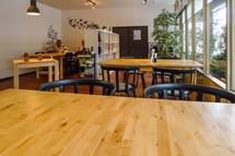 カフェ内の風景