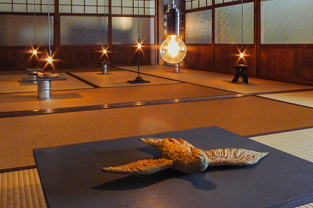 大法寺の展示作品
