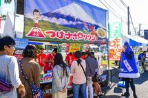 富士つけナポリタンの提供