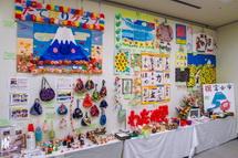 富士市福祉展での作品