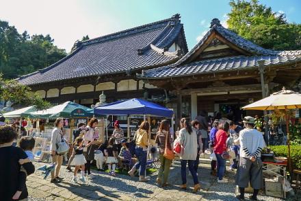 「hinatabocco お寺でSHOW!!」開催で賑わう最明寺