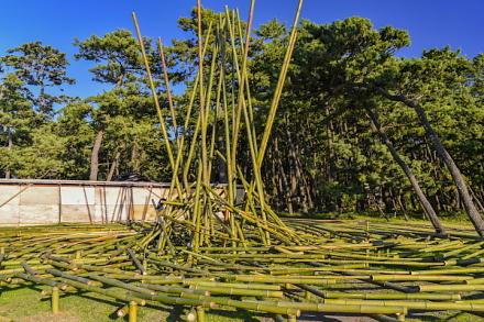 「松籟の宴」開催の沼津御用邸記念公園