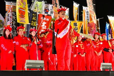 ゴールドグランプリは兵庫県明石市(料理名:あかし玉子焼)