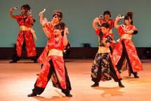 乱舞!FUJIMIDAIの演舞