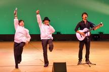 第3の総踊り曲「FUJIYAMA EARTH」初披露