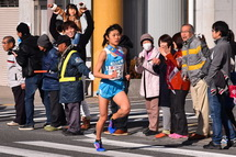 2区 トップを走る松山大学