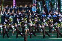 東京農大応援団の大根踊り