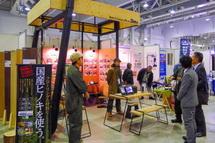 ものづくり企業の展示ブース
