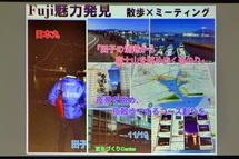 「Fuji魅力発見 夜散歩」プレゼン資料