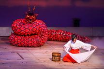 東比奈諏訪神社大龍の舞保存会