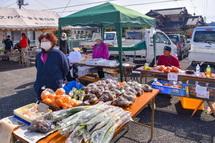 野菜等の販売